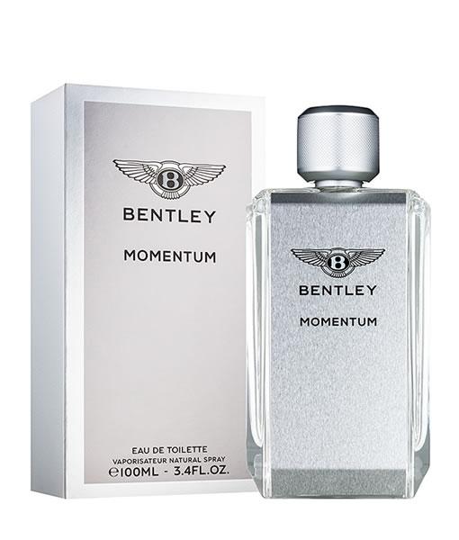 bentley momentum edt 100ml