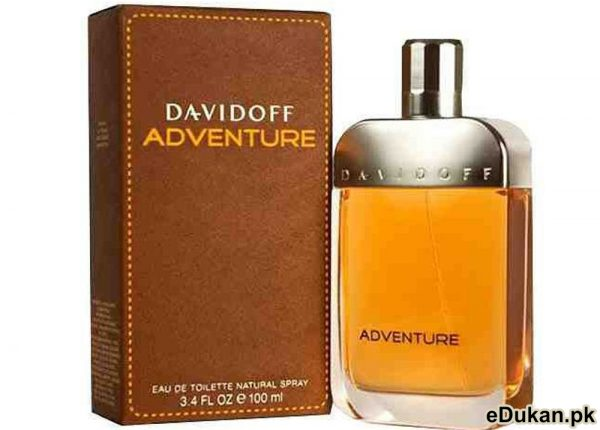 davidoff adventure men edt 100ml