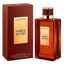 davidoff amber blend edp 100ml
