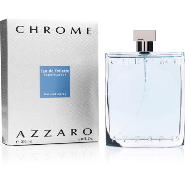 azzaro chrome men 200ml
