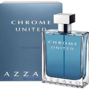 azzaro chrome unitedmen edt 100ml