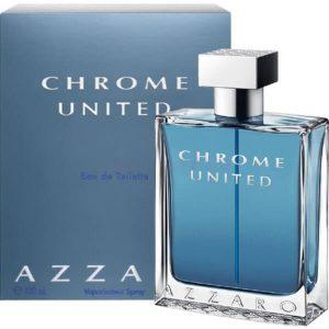 azzaro chrome unitedmen edt 100ml