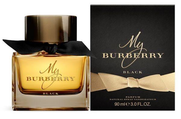 mr burberry black women edp 90ml