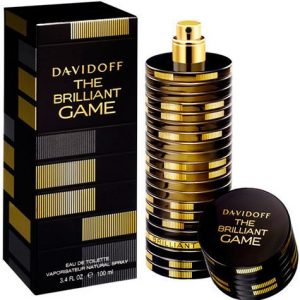 davidoff the brilliant game men edt 100ml