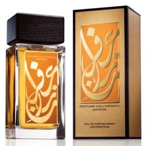 aramis calligraphy saffron edp 100ml