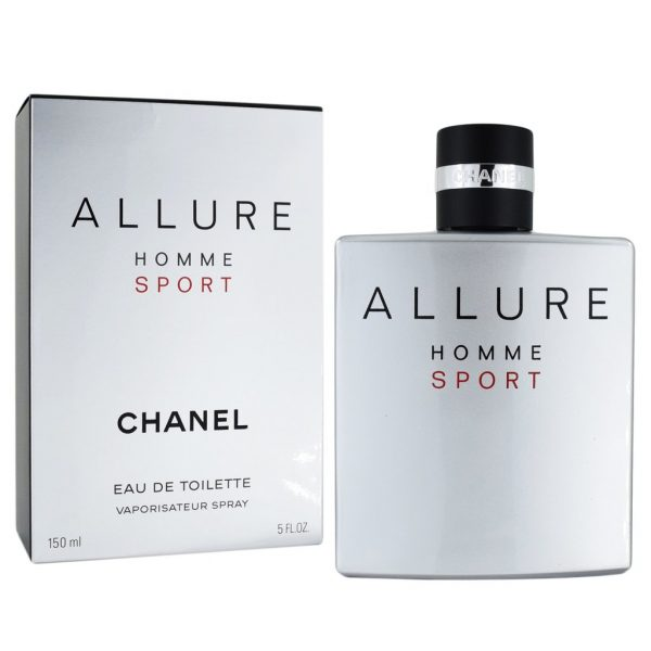 chanel allure sports men edt 150ml