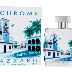 azzaro chrome limited edition100ml