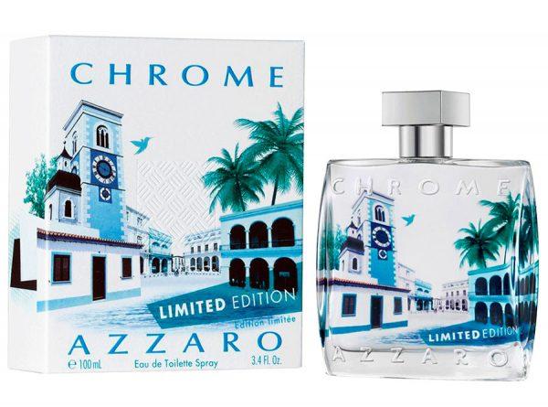 azzaro chrome limited edition100ml