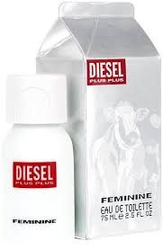 Diesel plus plus feminine women edt 75ml