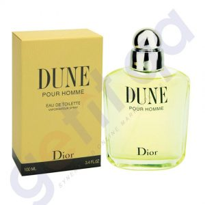 Dior homme dune men edt 100ml