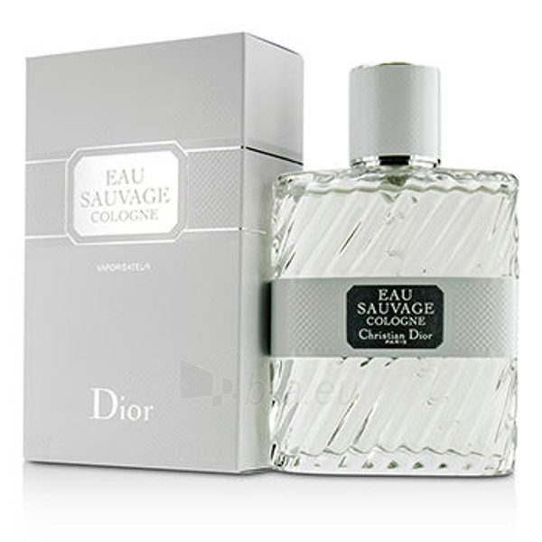 Dior homme eau sauvage edt 100ml white