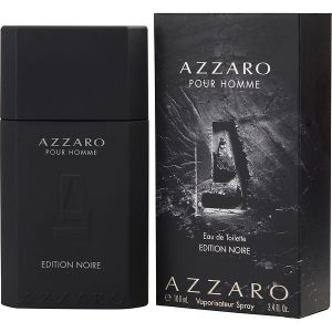 azzaro men edition noire edt 100ml