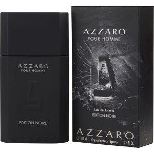 azzaro men edition noire edt 100ml