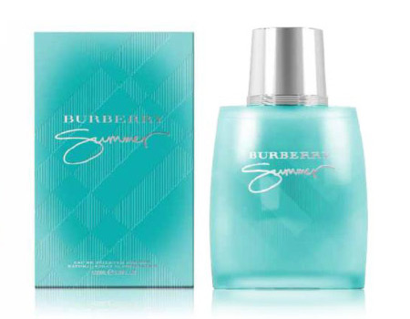 burberry summer men edt 100ml