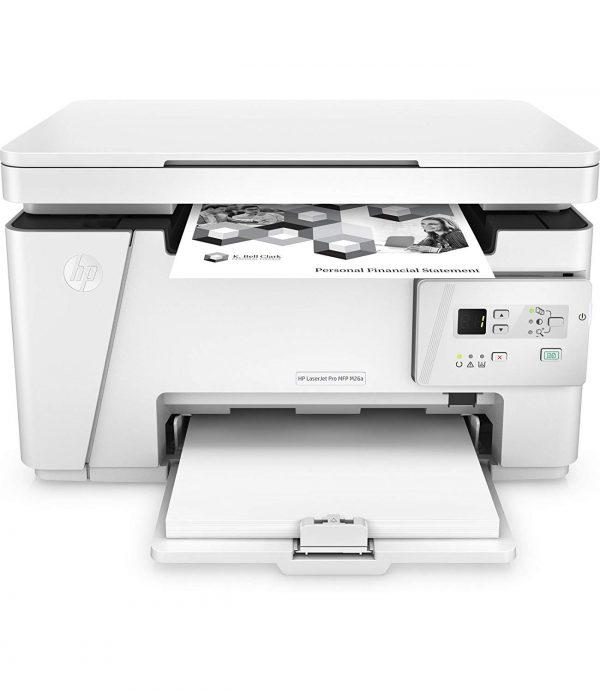 hp laserjet m26a mfp printer