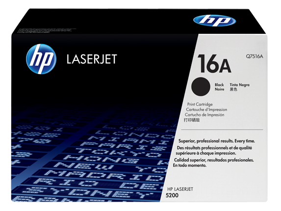 HP 14A Black Original LaserJet Toner Cartridge, CF214A