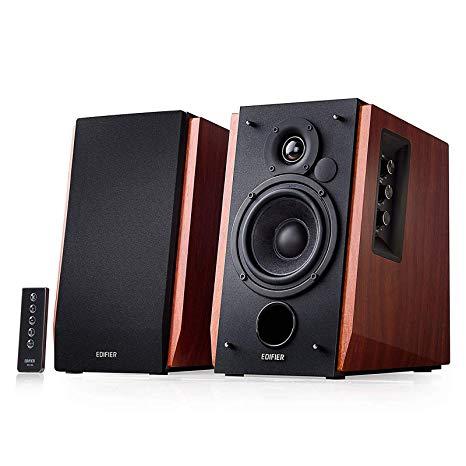 R1700BT Bookshelf Bluetooth Speaker