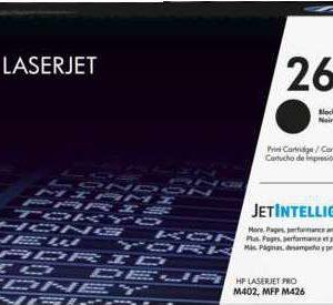 HP 25X High Yield Black Original LaserJet Toner Cartridge, CF325X