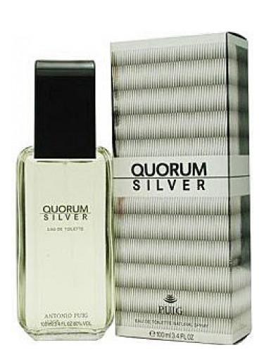 quorum silver 100ml