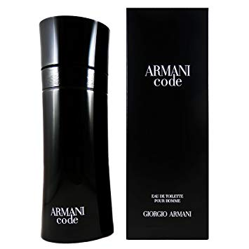 Armani Code Men edt 200ml