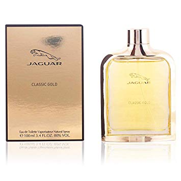 jaguar gold men edt 100ml