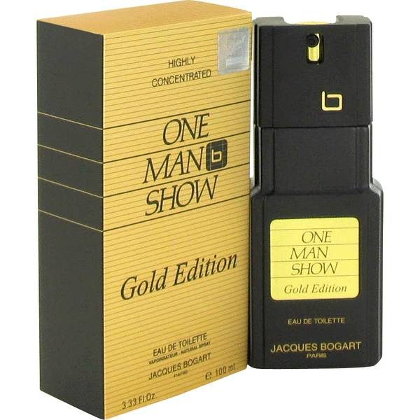 one man show gold edt 100ml