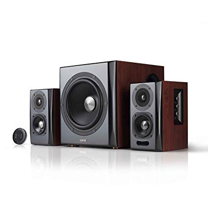 S350DB Bookshelf Speakers with Subwoofer