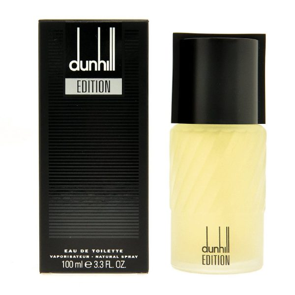 dunhill edition men edt 100ml