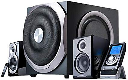 S730 - 2.1 speakers with 10 inch subwoofer