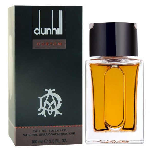 dunhill custom men edt 100ml