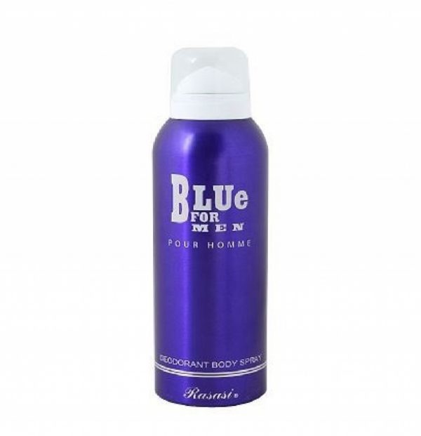 Rasasi Blue For Men Body Spray 200ml