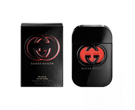 GUCCI guilty black women edp 75ml