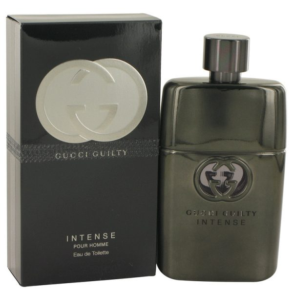 GUCCI guilty intense men edp 90ml