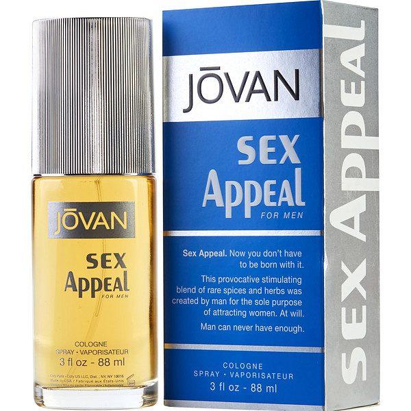 Jovan Musk Sex Appeal 88ml