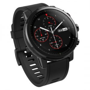 Mi Amazfit Stratos + Multisport GPS Watch Sapphire Glass Edition