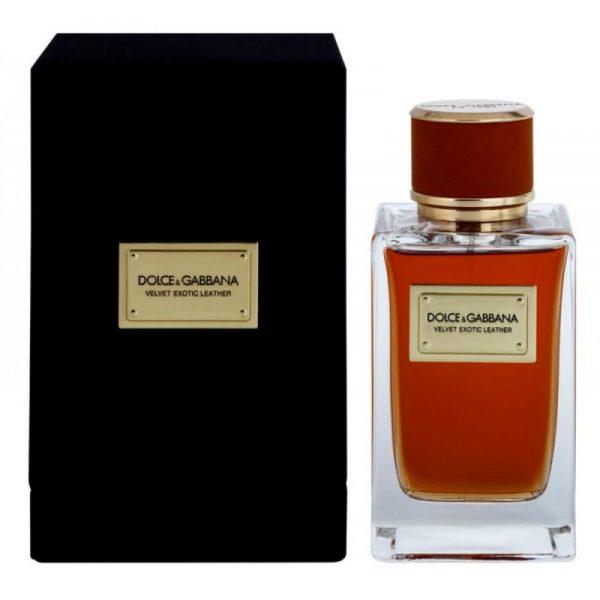 Dolce & Gabbana Velvet Exotic Leather For Men EDP 150ML