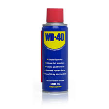 WD40 100 ML MADE IN ENGLAND