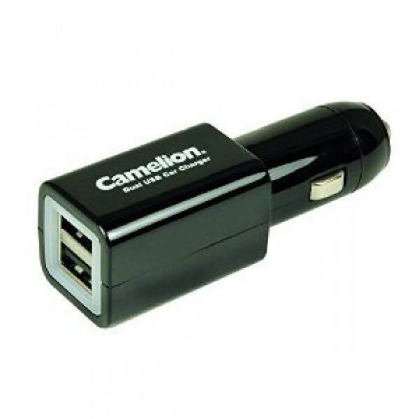 Camelion Dual USB Car Charger