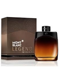 Legend Night by Mont Blanc for Men - Eau de Parfum, 100ml
