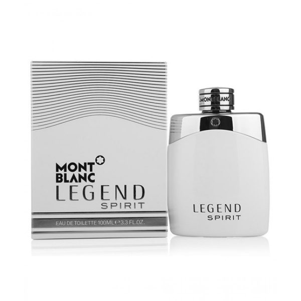 Legend Spirit by MontBlanc for Men Eau de Toilette 100 ml