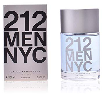 Carolina Herrera 212 Men NYC After Shave 100ml