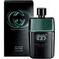 GUCCI guilty black men edp 90ml