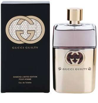 GUCCI guilty diamond men edp 90ml