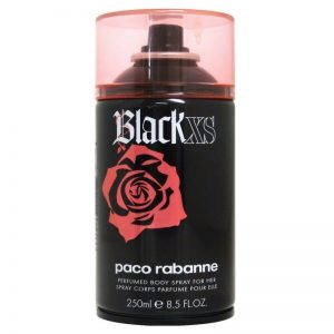 Paco Rabanne Black Body Spray for Her 250ml
