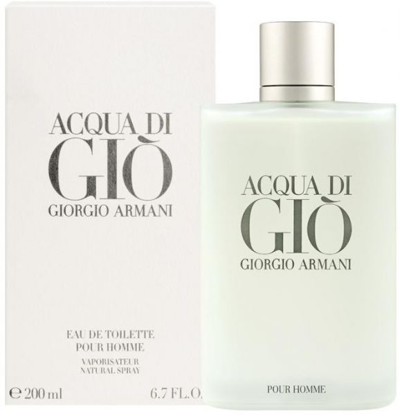 acqua di gio men 200ml