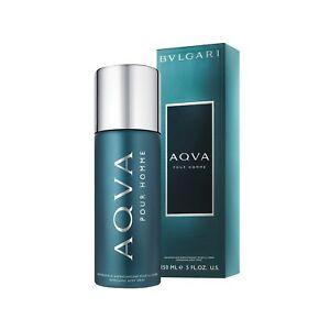 Bvlgari Aqva Pour Homme Deodorant Spray 150ml