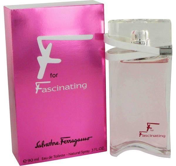 Salvatore Ferragamo Fascinating Woman EDP 90ml
