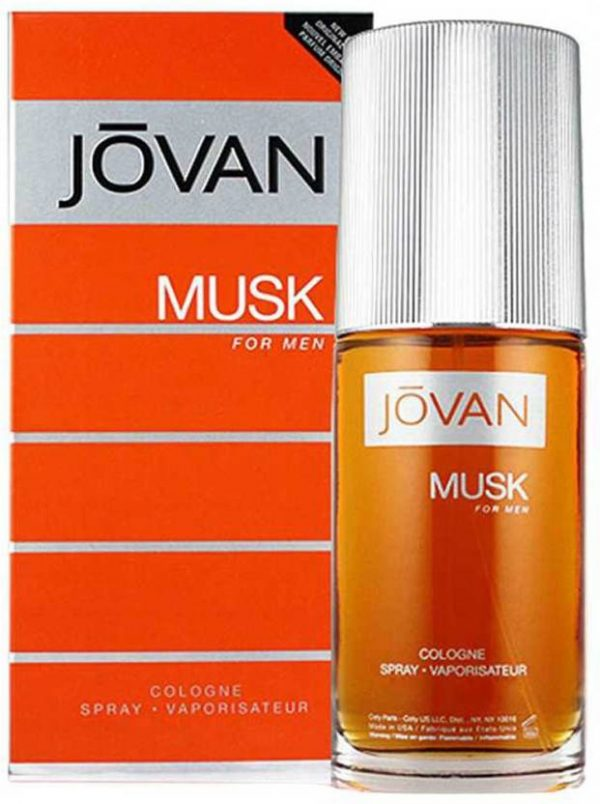 jovan musk for men 90ml