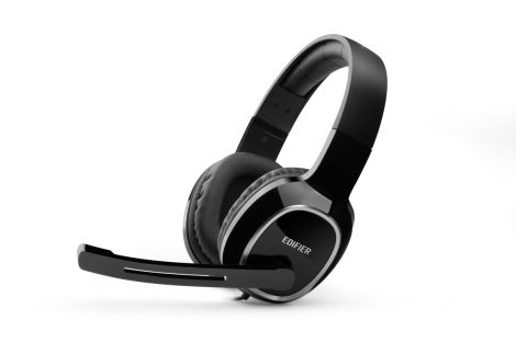 K815 Gaming Headset With Microphone