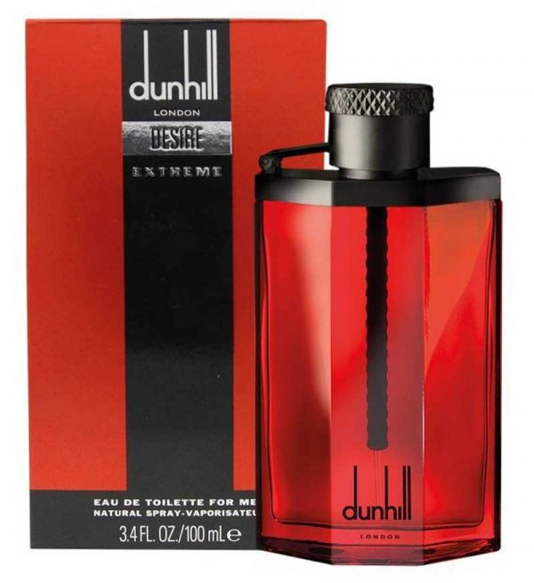 dunhill desire extreme men edt 100ml